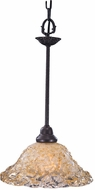 Framburg 9720-MB Liebestraum Traditional Mahogany Bronze Mini Ceiling Light Pendant