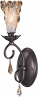 Framburg 9721-MB Liebestraum Traditional Mahogany Bronze Wall Lighting