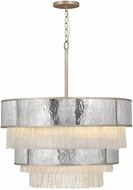 Fredrick Ramond FR32705CPG Reverie Contemporary Champagne Gold Drop Ceiling Lighting