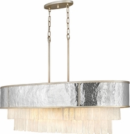 Fredrick Ramond FR32709CPG Reverie Contemporary Champagne Gold Island Lighting