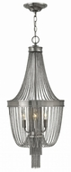 Fredrick Ramond FR44304BNI Regis Brushed Nickel Foyer Lighting