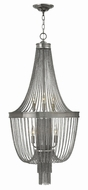 Fredrick Ramond FR44305BNI Regis Brushed Nickel Foyer Light Fixture