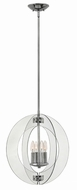 Fredrick Ramond FR47505PCM Solstice Contemporary Polished Chrome Drop Ceiling Lighting