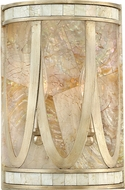 Fredrick Ramond FR48052CPG Sirena Contemporary Champagne Gold Wall Light Fixture