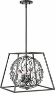 Fredrick Ramond FR48204ANI Artemis Antique Nickel 18  Foyer Light Fixture