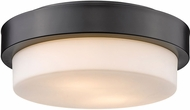 Golden Lighting 1270-11-BLK Multi-Family Matte Black Ceiling Lighting Fixture