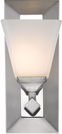 Golden Lighting 2112-BA1-PW-OP Gentry Pewter Wall Sconce