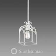 Golden Lighting 5815-M1L-FW Gateway FW French White Mini Drop Lighting