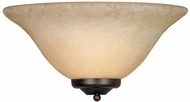 Golden Lighting 8355-RBZ Multi-Family Rubbed Bronze Wall Lighting Sconce
