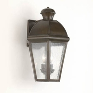 Hi-Lite Manufacturing H-1146-B Traditional 13  Wide Exterior Lighting Sconce