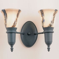 Hi-Lite Manufacturing H-2Y-2B Odysee 10 Tall Wall Light Sconce