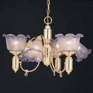Hi-Lite Manufacturing H-6056-D Victorian 18  Tall Chandelier Lighting