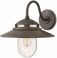 Hinkley 1114OZ Atwell Retro Oil Rubbed Bronze Exterior Sconce Lighting