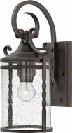 Hinkley 1144OL-CL Casa Olde Black Exterior Medium Wall Lighting