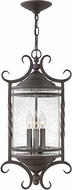 Hinkley 1147OL-CL Casa Olde Black Outdoor Pendant Lighting