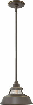 Hinkley 1192OZ Troyer Oil Rubbed Bronze Outdoor Pendant Lamp