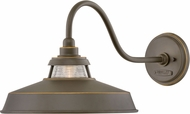 Hinkley 1195OZ Troyer Contemporary Oil Rubbed Bronze Outdoor Wall Sconce Lighting