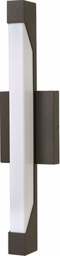 Hinkley 12302BZ Vista Contemporary Bronze LED Outdoor Wall Sconce