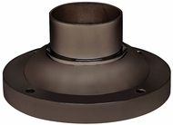 Hinkley 1305OB Olde Bronze Outdoor Post Mount