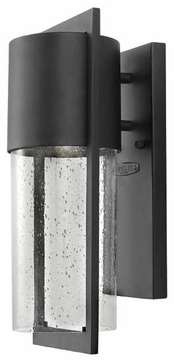 Hinkley 1320 Dwell Small Contemporary Outdoor Wall Sconce