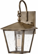 Hinkley 14060BU Huntersfield Traditional Burnished Bronze LED Outdoor Small Wall Sconce Light