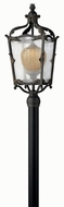 Hinkley 1421-AI Sorrento Traditional Outdoor Post Light with Fluorescent Option