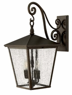 Hinkley 1435RB Trellis Medium 22 Inch Tall Traditional Outdoor Wall Sconce