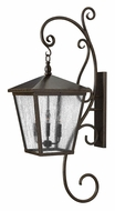 Hinkley 1439RB Trellis Extra Large Outdoor 52 Inch Tall 4 Lamp Wall Light Sconce