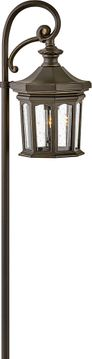 Hinkley 1513OZ Raley Traditional Oil Rubbed Bronze Exterior Landscape Light