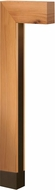 Hinkley 1518CD-LED Atlantis Modern Cedar Halogen Exterior Pathway Lighting