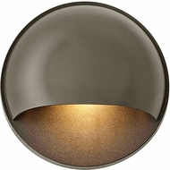 Hinkley 15232BZ Nuvi Contemporary Bronze LED Outdoor Lighting Sconce