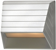 Hinkley 1524MW-LED Deck Square Contemporary Matte White LED Exterior Step Lighting