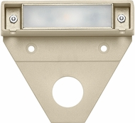 Hinkley 15444ST Nuvi Modern Sandstone LED Outdoor Deck Lighting