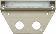 Hinkley 15446ST Nuvi Modern Sandstone LED Exterior Deck Lighting