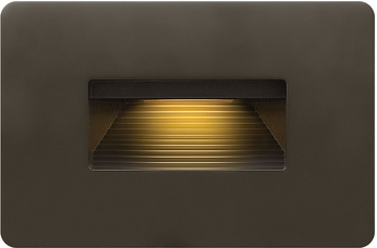 Hinkley 15508BZ Luna Contemporary Bronze LED Outdoor Landscape Lighting Design