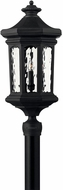 Hinkley 1601MB-LV Raley Traditional Black LED Outdoor Lamp Post Light Fixture