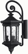 Hinkley 1604MB Raley 3 Light Cast Aluminum 25 inch Outdoor Wall Sconce