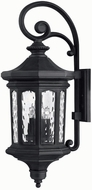 Hinkley 1605MB Raley 4 Light Cast Aluminum 31 inch Outdoor Wall Sconce