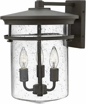 Hinkley 1625KZ Hadley Buckeye Bronze Outdoor Wall Sconce Light