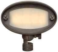 Hinkley 16571MZ-LL Hardy Island Modern Dark Brass / Light Bronze LED Outdoor Landscape Lighting