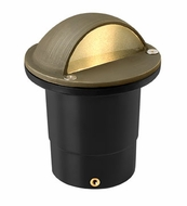Hinkley 16707MZ Hardy Island Eyebrow Cast Brass Well Path Light