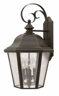 Hinkley 1675OZ Edgewater Traditional Oil Rubbed Bronze Outdoor Wall Sconce Lighting