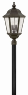 Hinkley 1677OZ Edgewater Traditional Oil Rubbed Bronze Outdoor Post Lamp