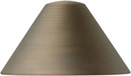 Hinkley 16805MZ-LED Hardy Island Contemporary Matte Bronze LED Outdoor Deck Light
