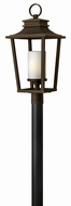 Hinkley 1741OZ Sullivan Oil Rubbed Bronze Outdoor Post Light