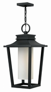 Hinkley 1742BK Sullivan Black Exterior Lighting Pendant