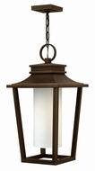 Hinkley 1742OZ Sullivan Oil Rubbed Bronze Outdoor Pendant Lamp