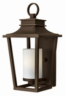 Hinkley 1744OZ Sullivan Oil Rubbed Bronze Exterior Wall Sconce Light