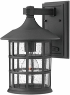 Hinkley 1804BK Freeport Black Exterior 8  Wall Lighting Fixture