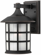 Hinkley 1804OP-LED Freeport Olde Penny LED Exterior 8  Wall Lamp
